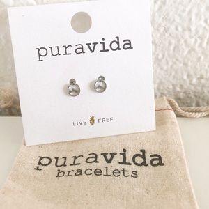Pura Vida Sierra Stud Earrings